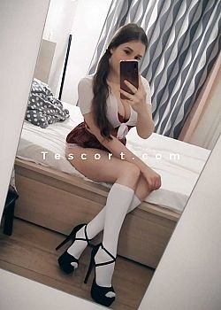 Anna Escort girl Paris
