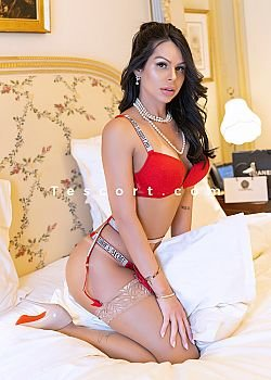 Angeline secret Escort Trans Paris