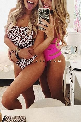 Sophie et Liana - Escort Girls Paris